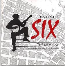 Original District six CD